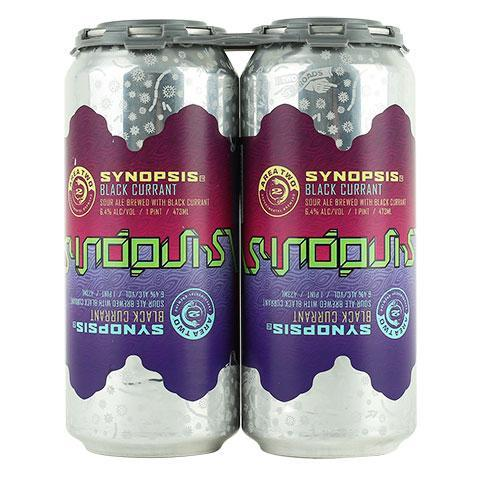 Synopsos Black Currant Sour Ale