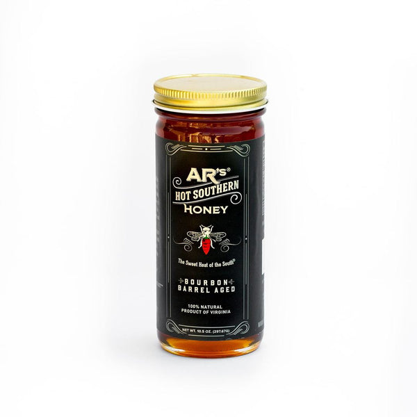AR's Bourbon Barrel-Aged Hot Southern Honey