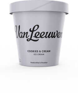 Van Leeuwen Cookies and Cream Ice Cream, pint