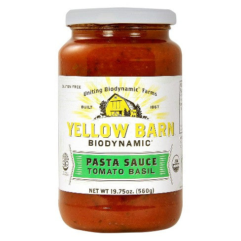 Yellow Barn Pasta Sauce