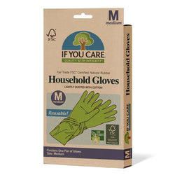 If You Care Reusable Household Gloves (medium)
