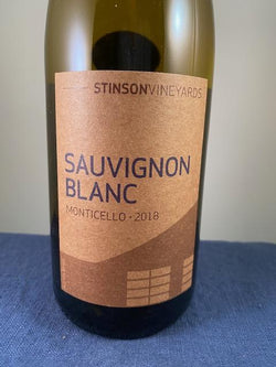 Stinson Vineyards Sauvignon Blanc