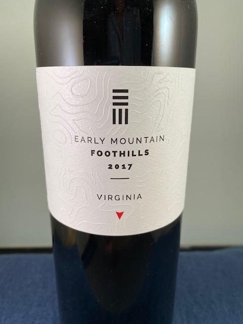 Early Mountain Foothills Red