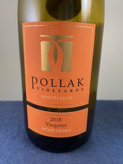 Pollak Vineyards Viognier