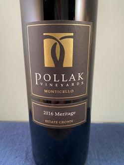 Pollak Vineyards Meritage