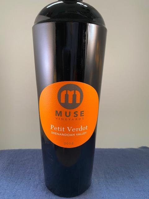 Muse Vineyards Petit Verdot