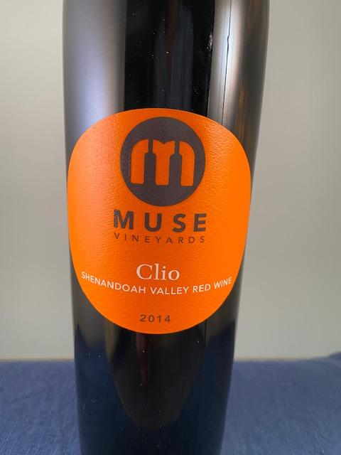 Muse Vineyards Clio Red