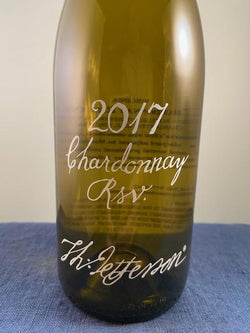 Jefferson Vineyards Chardonnay Reserve