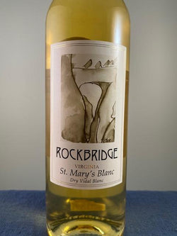 Rockbridge Vineyard St. Mary's Blanc
