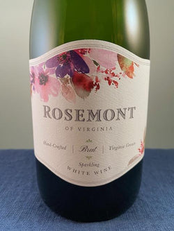 Rosemont Vineyards Brut Sparkling