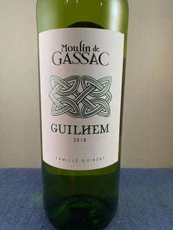 Moulin de Gassac Guilhem White