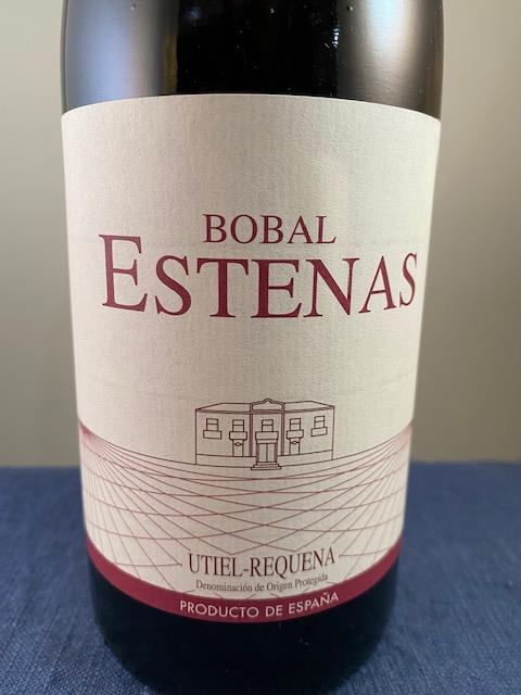 Estenas Bobal Red