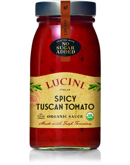 Lucini Spicy Tuscan Tomato Sauce