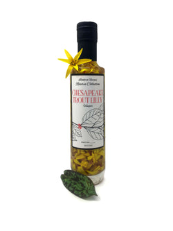 Lindera Farms Chesapeake Trout Lilly Vinegar