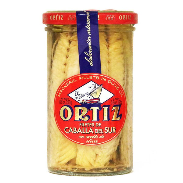 Ortiz Mackerel in Olive Oil