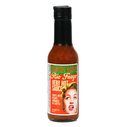 Rancho Gordo Rio Fuego Very Hot Sauce