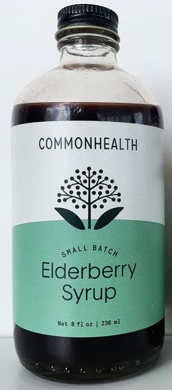 Commonhealth Elderberry Syrup