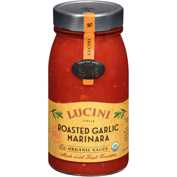 Lucini Roasted Garlic Marinara