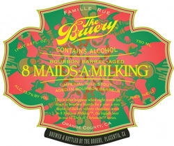 8 Maids-A-Milking