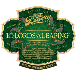 10 Lords-A-Leaping