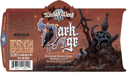 Bourbon Barrel Dark Age