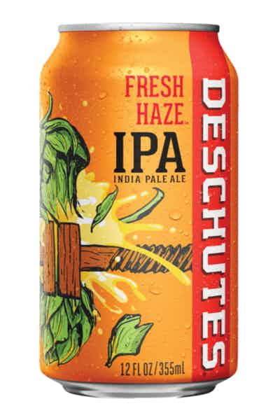 Deschutes Fresh Haze IPA