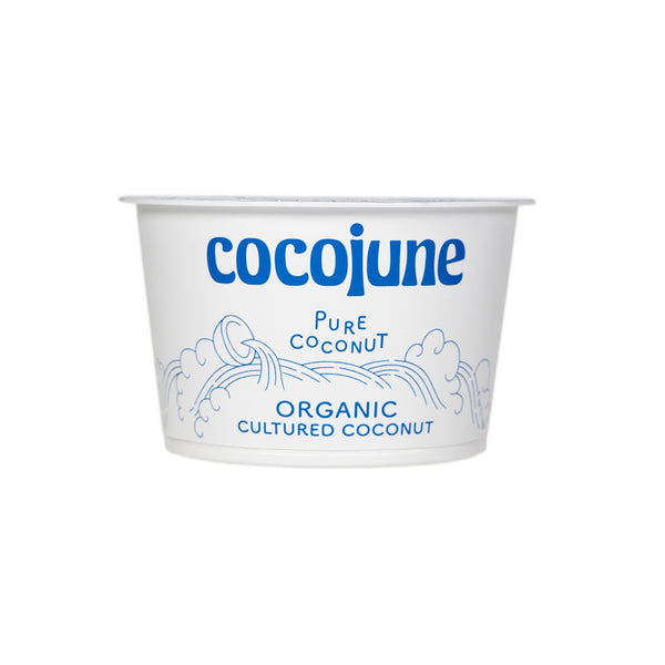 Cocojune Pure Coconut non-dairy Yogurt