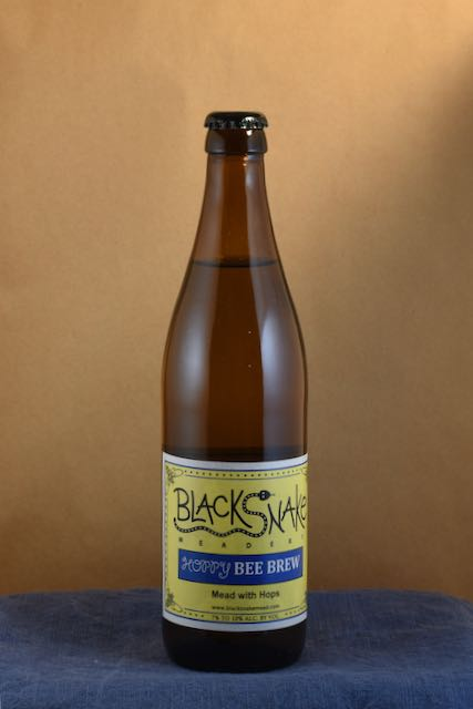 Black Snake Meadery Hoppy Bee Brew
