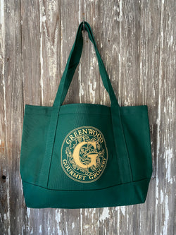 Greenwood Cotton Market Bag