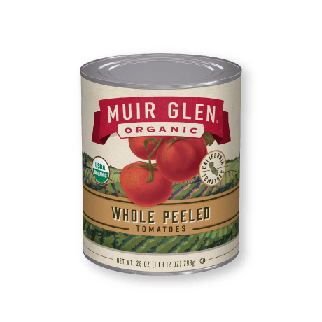 Muir Glen Whole Peeled Tomatoes