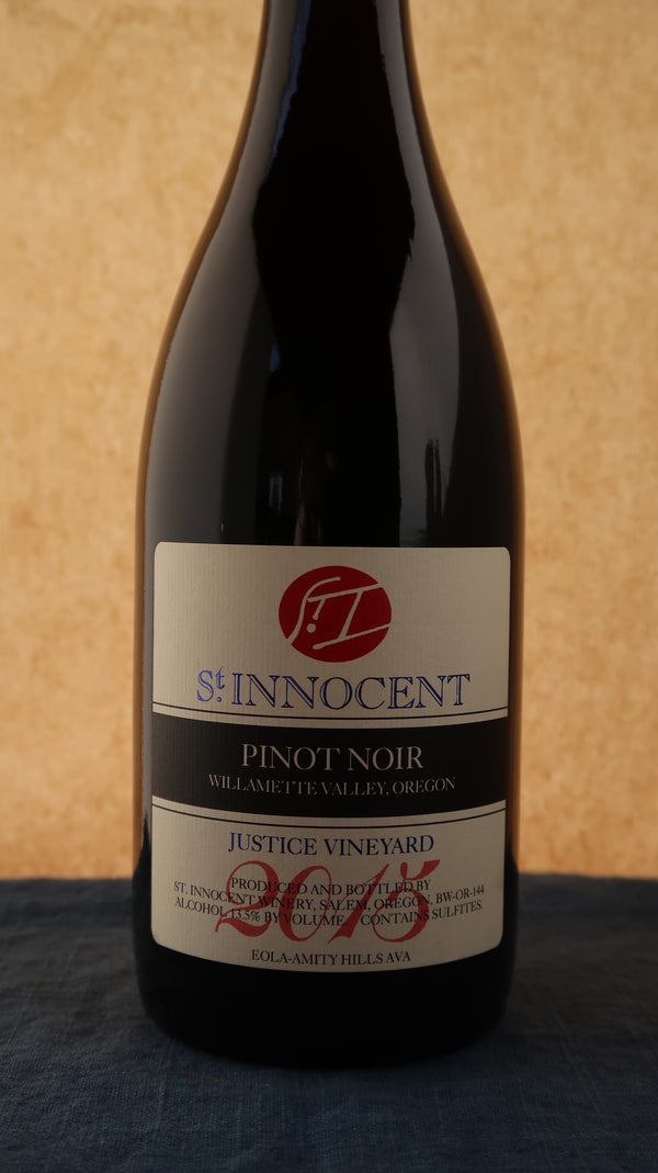 St. Innocent Justice Vineyard Pinot Noir