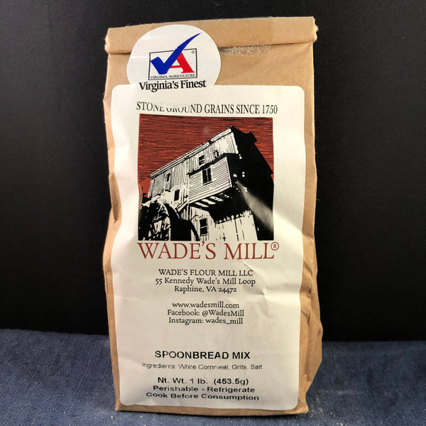 Wade's Mill Spoonbread Mix