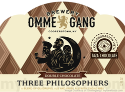 Three Philosophers Double Chocolate