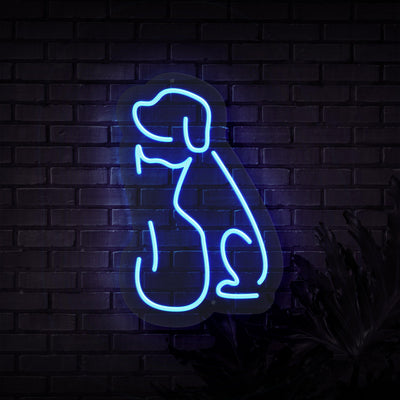 Cat & Dog Neon Sign - Sketch & Etch Neon