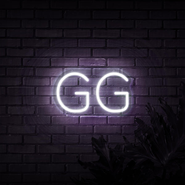 Good Game Neon Sign - Sketch & Etch Neon