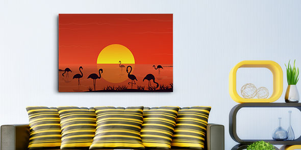 Nature Canvas Prints in Large & Custom Sizes