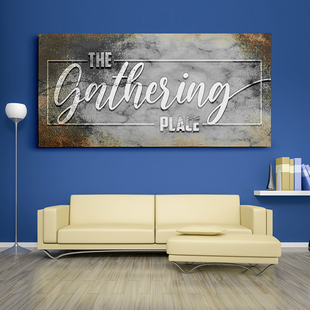 Kitchen Wall Art The Gathering Place