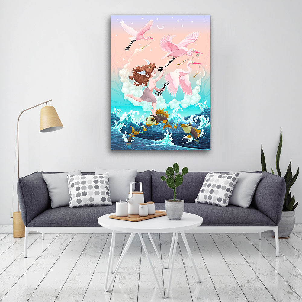Painting Canvas Wall Art