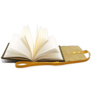 Leather Diary - 20% DISCOUNT -