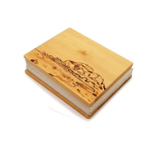 """Wooden diary """"Cefalú"""" - 20% DISCOUNT -"""