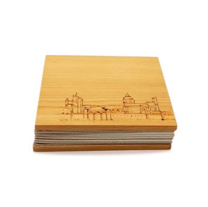 "Wooden diary ""Palermo"""