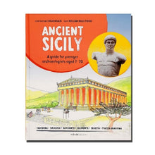 Upload the image to the Gallery viewer, ancient_sicily_book_archeology