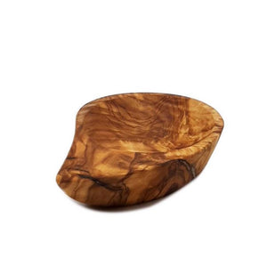 Drop Appetizer in Olive Wood Small
