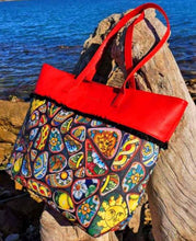 """Upload the image to the Gallery viewer, """"Cocci di Mare"""" Bag"""
