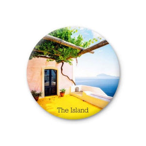 The Island - Magnet - 20% DISCOUNT -