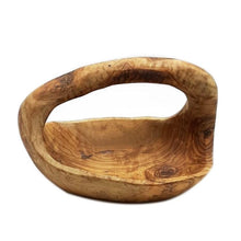 Upload the image to the Gallery Viewer, Basket with Olive Wood Handle