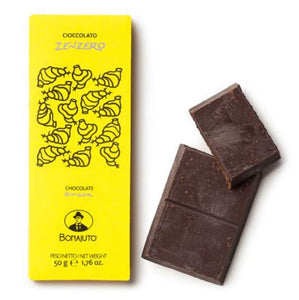Ginger Chocolate 50 gr