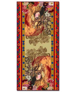 """""""Angelica Ribelle"""" scarf - 30% DISCOUNT -"""