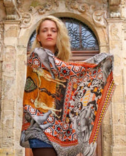 "Upload the image to the Gallery viewer, ""Kiss of the Angels"" scarf - 30% DISCOUNT -"