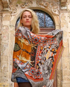 """Kiss of the Angels"" scarf - 30% DISCOUNT -"